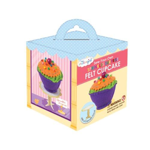 Felt Cupcake - 6