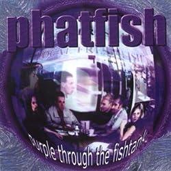 Purple Through The Fishtank