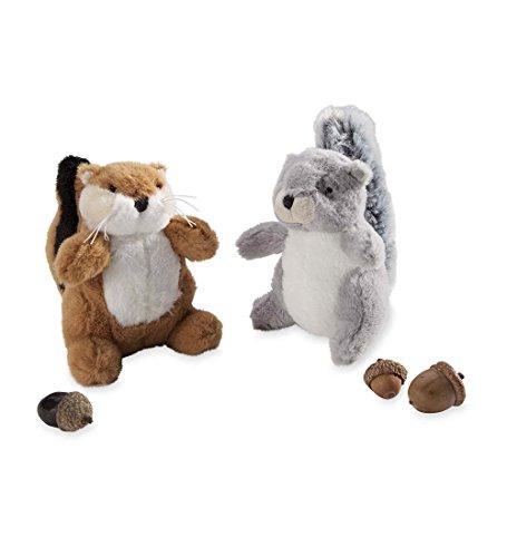 (Squeaking Squirrel and Chipmunk (Set of 2))