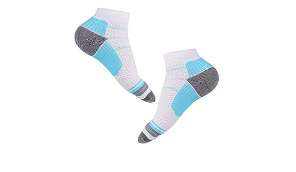 cosanter Sport zapatillas running Socks Para Él y ella Sport – Calcetines cortos con rizo Suela reforzado: Amazon.es: Hogar