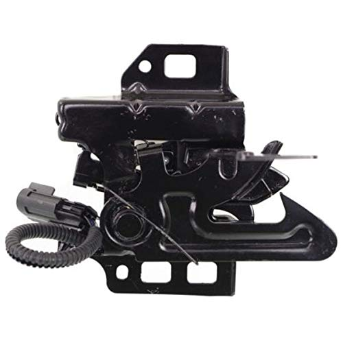 Koolzap For 04-08 Chevy Malibu 06-16 Impala Front Hood Latch Lock Bracket GM1234111 20763655