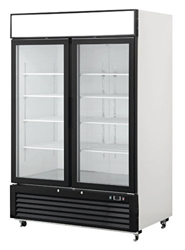2 door commercial freezer - 8