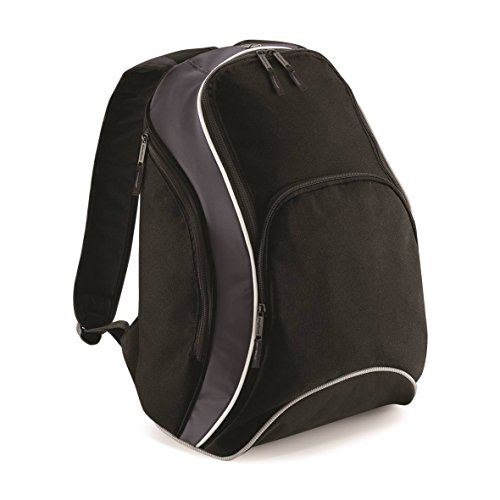 BagBase Teamwear Rucksack Bright Royal/Black/White ZGx2q