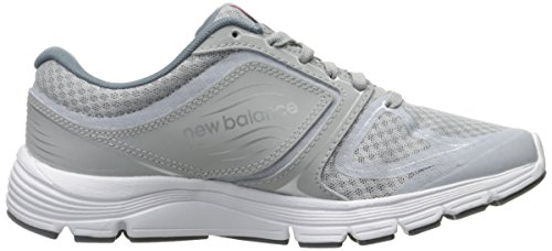 575v2 Running New Comfort Metallic Ride Balance Silver Blue Shoe Women's xq6T6P