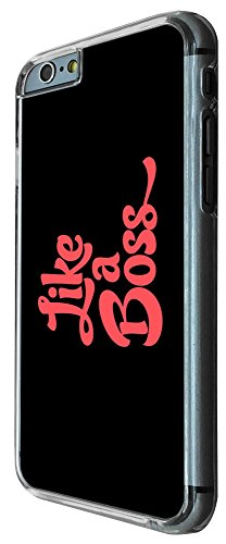 360 - Like a Boss Design iphone 6 PLUS / iphone 6 PLUS S 5.5'' Coque Fashion Trend Case Coque Protection Cover plastique et métal