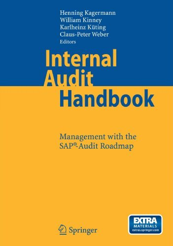 Download Internal Audit Handbook: Management with the SAP-Audit Roadmap PDF