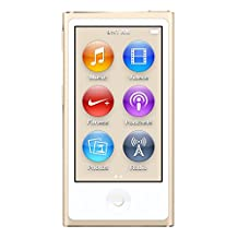 Apple iPod nano 16GB Gold (7th Generation)