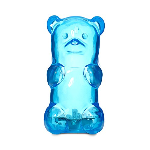 Gummygoods Huggable Gummy Bear Nightlight in Blue ()