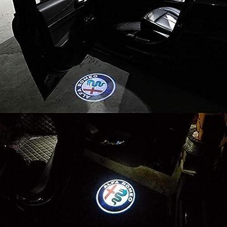HConce - Proyector de luz para puerta de coche, proyección de ...
