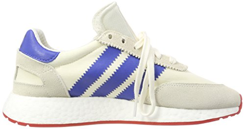 adidas 44 Shoes blue Runner grey red size Iniki v0Arqwv
