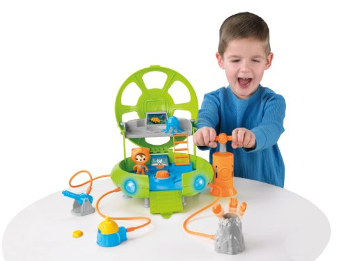 Review Fisher-Price Octonauts Launch and