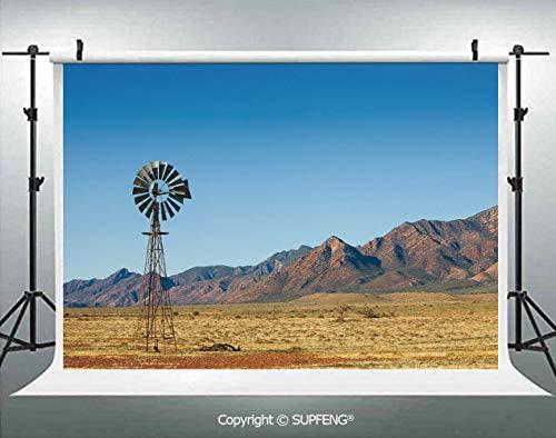 Background Flinders Ranges South Australia Mountains Barren Land Summer Decorative 3D Backdrops for Interior Decoration Photo Studio Props -
