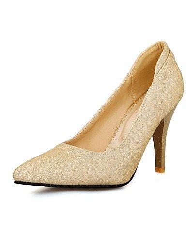 GGX/Microfaser Damen-Schuhe Frühjahr/Sommer/Herbst Heels Heels Hochzeit/Büro pink-us8 / eu39 / uk6 / cn39