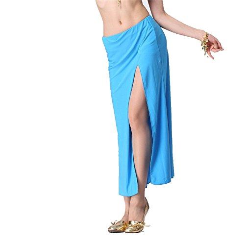 Pealiker - Falda - para mujer azul claro