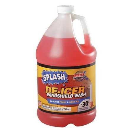 Windshield Wash Cleaner/DeIcer, 1 Gal by SPLASH