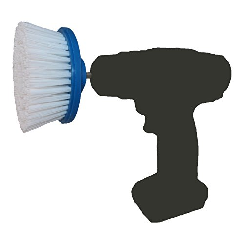 RotoScrub Drill Powered Bathroom, Shower, Tile and Tub Brush