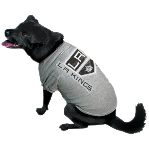 Hunter Mfg. LLP NHL Los Angeles Kings Pet T-Shirt, Small, Team Color