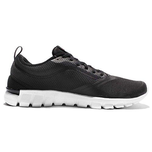 Reebok Sublite Authentic 4, Zapatos para Correr para Hombre noir/blanc