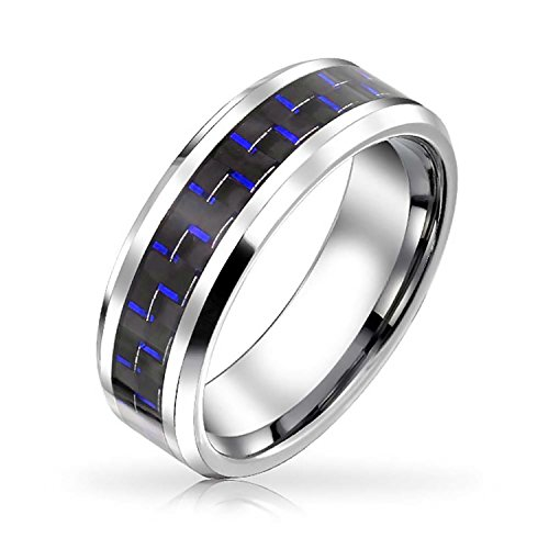 Bling Jewelry Cobalt Tungsten Wedding product image