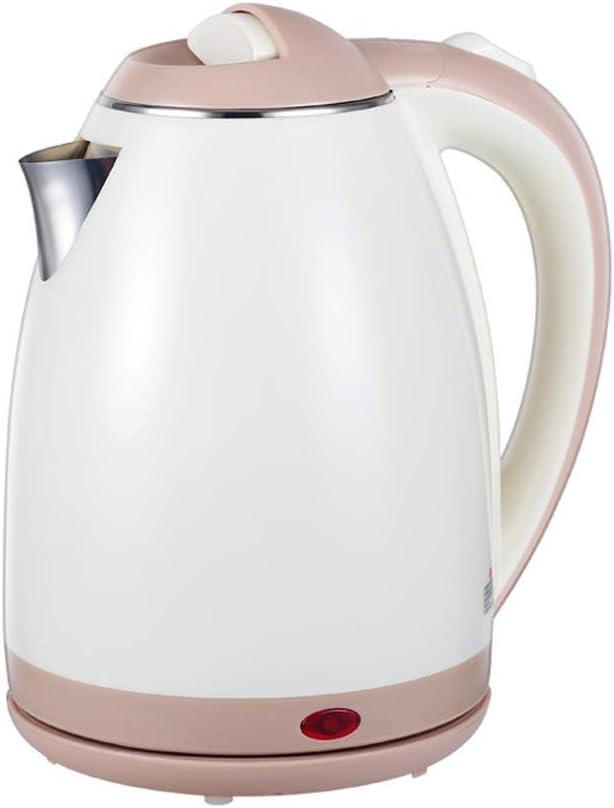 Caldera, Agua de ebullición rápida/Caldera de té/café, máquina de Agua 1.8L, 1500W