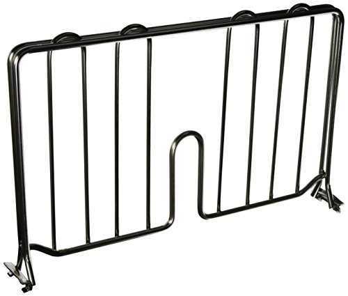 Plated Metro Super Erecta Chrome (Metro DD14C Super Erecta Chrome Plated Shelf Divider, 14