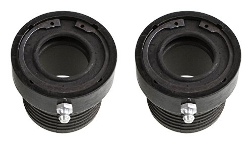 - Ten Factory MG21103 Black Dana Axle Tube Seal, Pair (30/44)