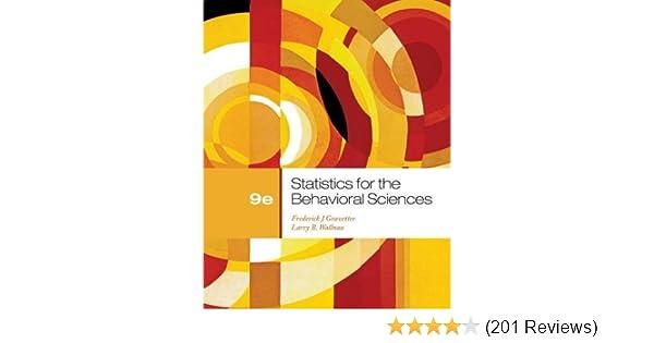 Amazon statistics for the behavioral sciences 9th edition amazon statistics for the behavioral sciences 9th edition 8601411111396 frederick j gravetter larry b wallnau books fandeluxe Choice Image