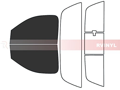 Rtint Window Tint Kit for Dodge Ram 2002-2008 - Window Tint Dodge