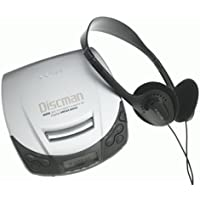 Sony D191 Discman Portable CD Player