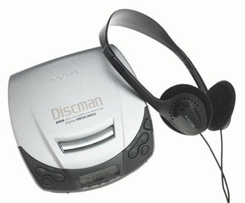 Sony Discman Cd Player - 5