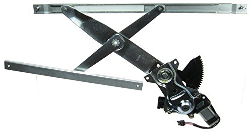 Front Power Window Regulator w/Motor Driver Side Left LH for Cavalier Sunfire