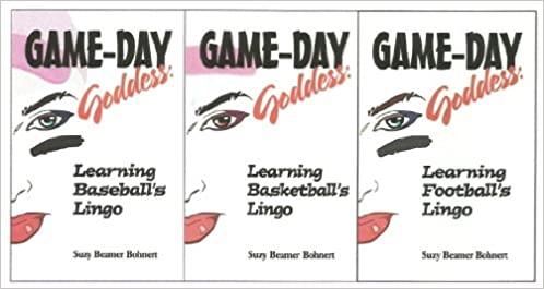 Game day goddess sports series3 vol.set learning baseball's lingo; game day goddess learning basketba