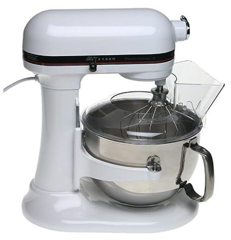 Amazon.com: KitchenAid KP2671XWH Professional 6-Quart Stand ...