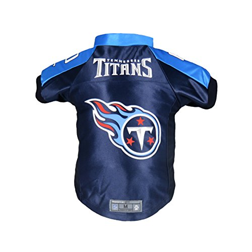 NFL Tennessee Titans Premium Pet Jersey, Large
