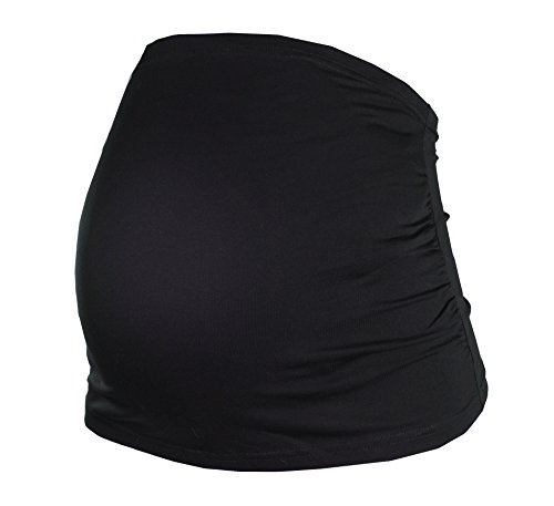 HERZMUTTER - Faja de embarazo - para mujer negro / gris