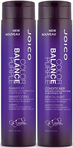 Joico Color Balance Purple Shampoo and Conditioner...