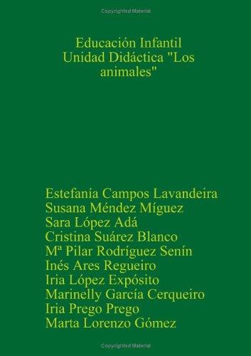 Educacion Infantil: Unidad Didactica