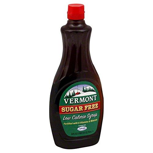 Vermont Sugar Free Syrup, 24 oz Vermont Sugar Free Maple Syrup