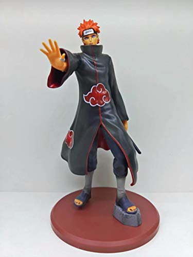Grocoto Action & Toy Figures - 25cm Big Size Naruto Shippuden Pain Anime Action Figure PVC Toys Collection Figures for Friends Gifts 1 PCs