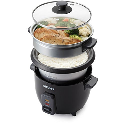 Aroma-3-Cups-Uncooked6-Cups-Cooked-Rice-Cooker-Steamer-Silver-ARC-363-1NGB