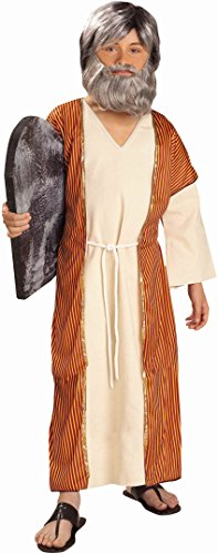 Forum Novelties Biblical Times Moses Costume, Child Medium ()