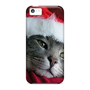 Pretty PxsuHyR2884jmQgG Iphone 5c Case Cover/ Kittyx Mas Series High Quality Case