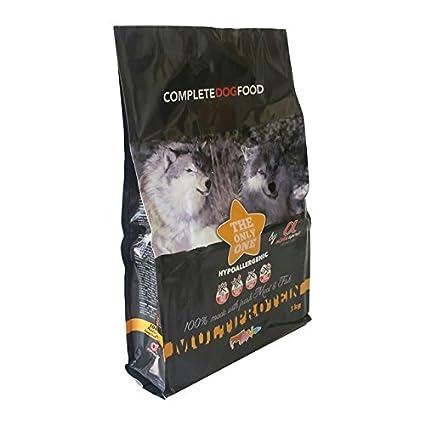 Alpha spirit Alimento Completo Seco Multiprotein Hipoalergénico para Perros Adultos - 12000 gr: Amazon.es: Productos para mascotas