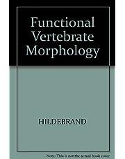 Functional Vertebrate Morphology