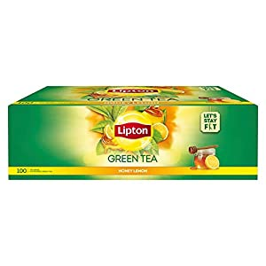 Best Lipton Honey Lemon Green Tea India