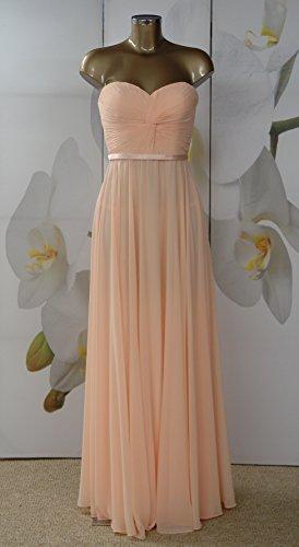 Consuello - Vestido - Con cortes - para mujer albaricoque