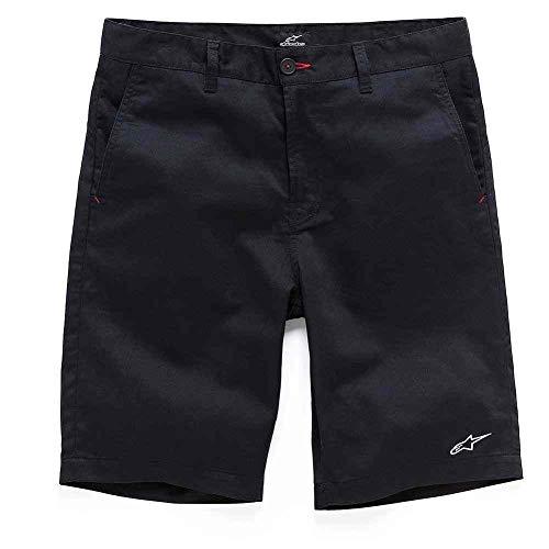 - Alpinestars Telemetric Chino Shorts-Black-30