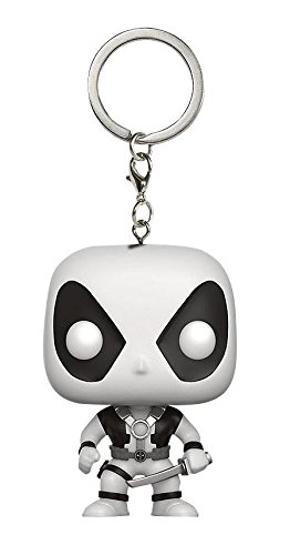 Llavero Marvel Pocket Pop! Keychain - Deadpool [Bobble-Head ...