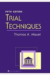 Trial Techniques (Coursebook) Paperback
