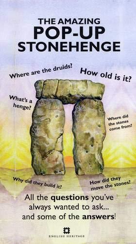 The Amazing Pop Up Stonehenge
